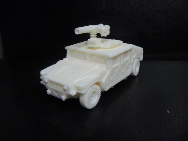 1/72 Hmmwv Tow carrier early (HD 84)